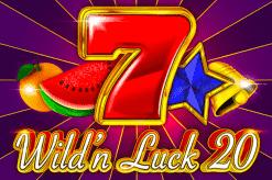 Wild'n Luck 20