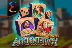 Ancient Troy Dice